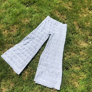 Free People Crochet Pants